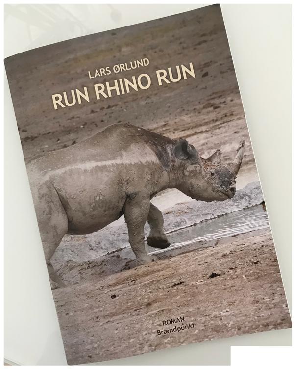 Lars Ørlund - Run Rhino Run