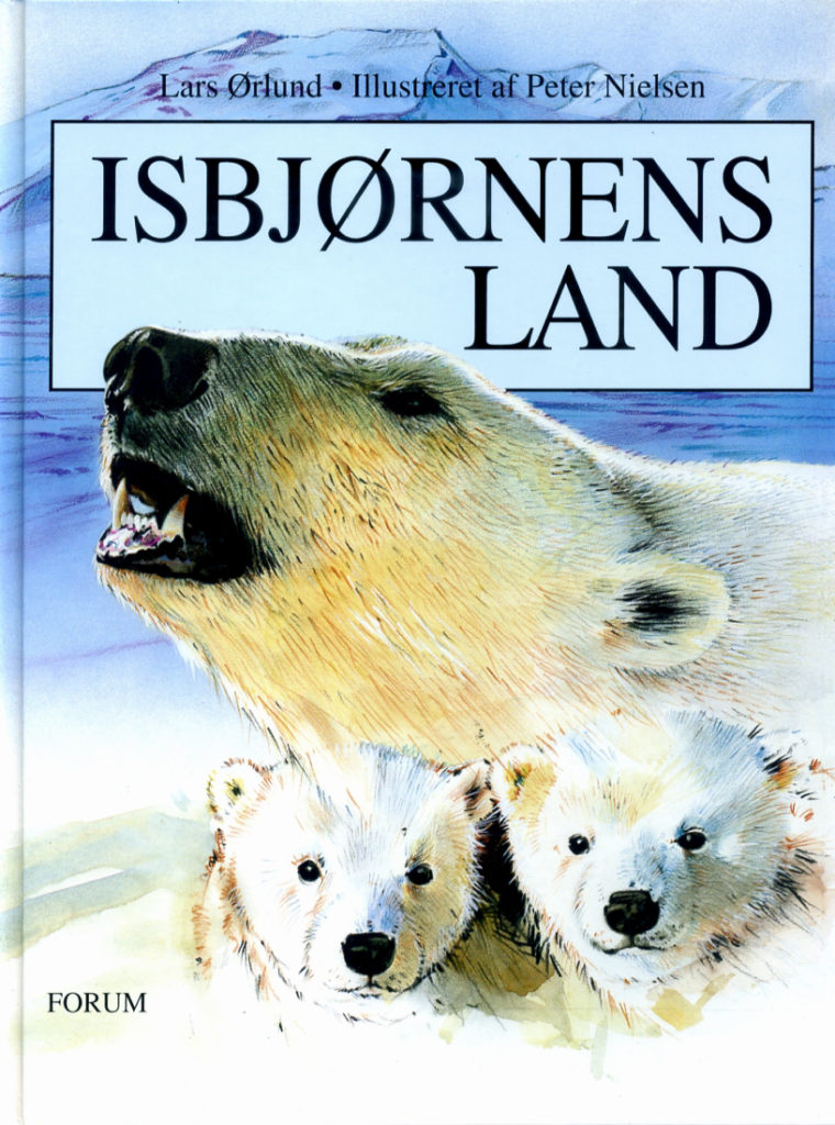Lars Ørlund – Isbjørnens land