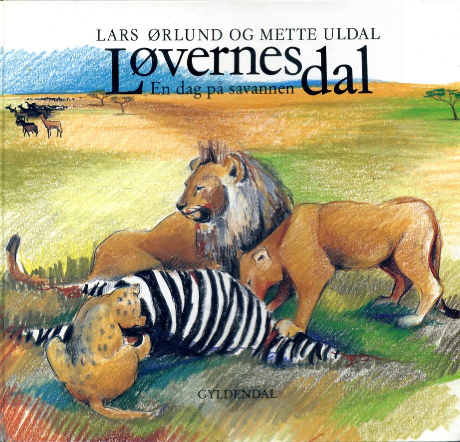 Lars Ørlund – Løvernes Dal